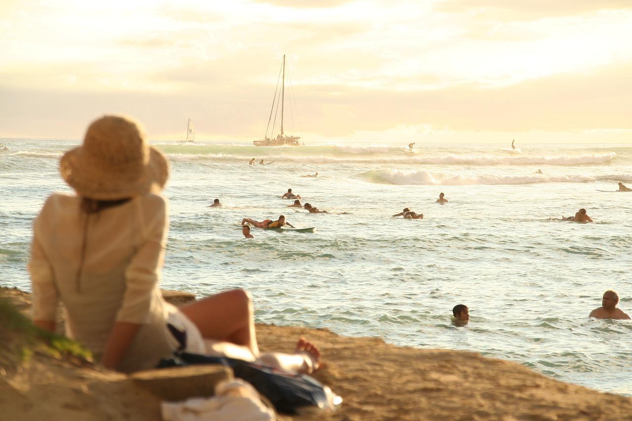 Surfcamp Spanje
