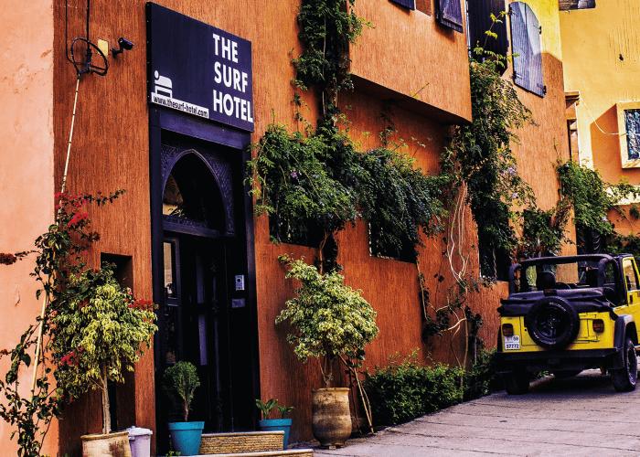 The Surf Hotel Marokko
